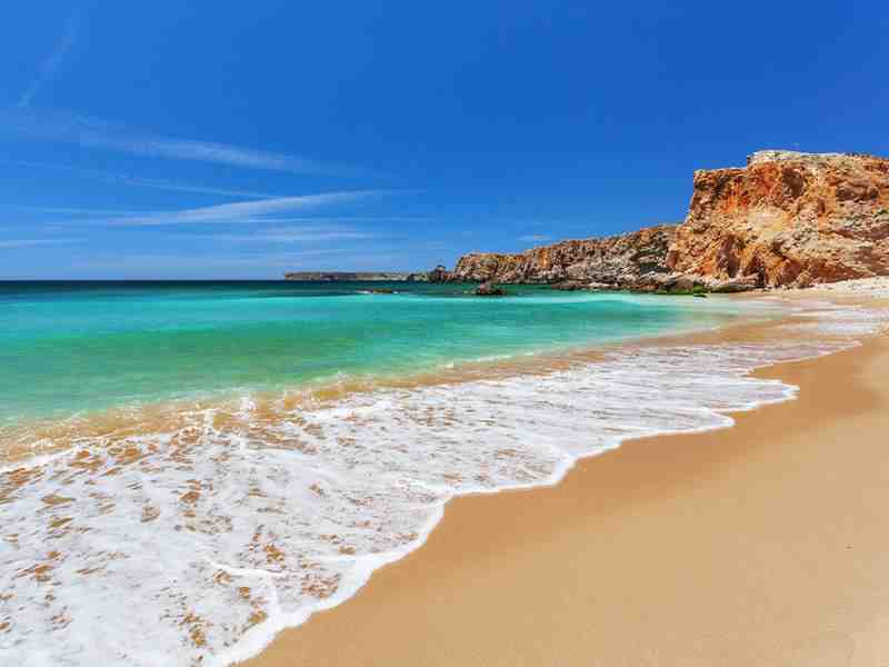 Die portugiesische Algarve