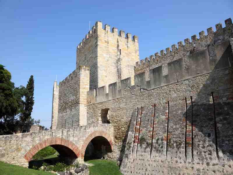 Castelo de Sao Jorges
