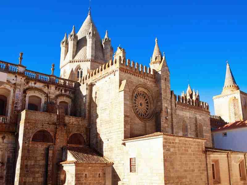 Kirche in Portugal
