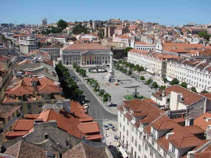 Teatro in Lissabon